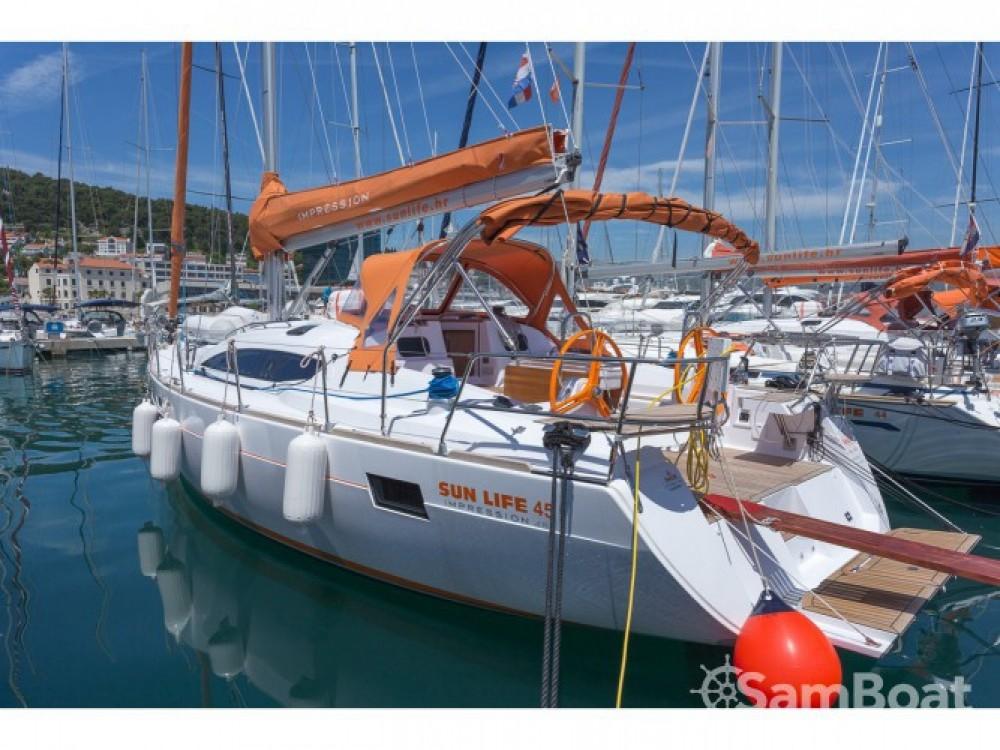 Location Voilier à ACI Marina Split - Elan Elan 45