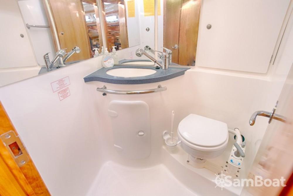 Location yacht à ACI Marina Split - Bavaria Cruiser 46 sur SamBoat