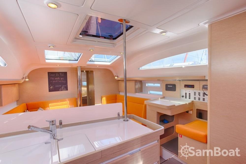 Location bateau Elan Elan 45 à ACI Marina Split sur Samboat