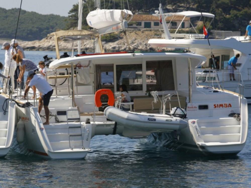 Louez un Lagoon Lagoon 400 à ACI Marina Split