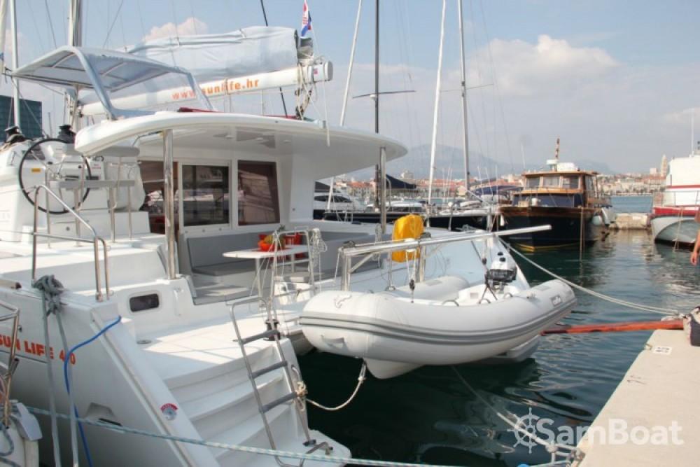 Location yacht à ACI Marina Split - Lagoon Lagoon 400 sur SamBoat