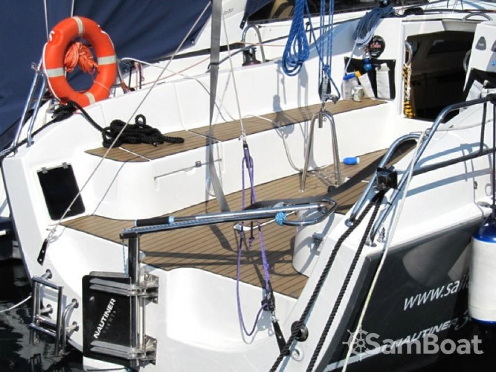 Location bateau Nautiner Nautiner 30S Race à Navene sur Samboat