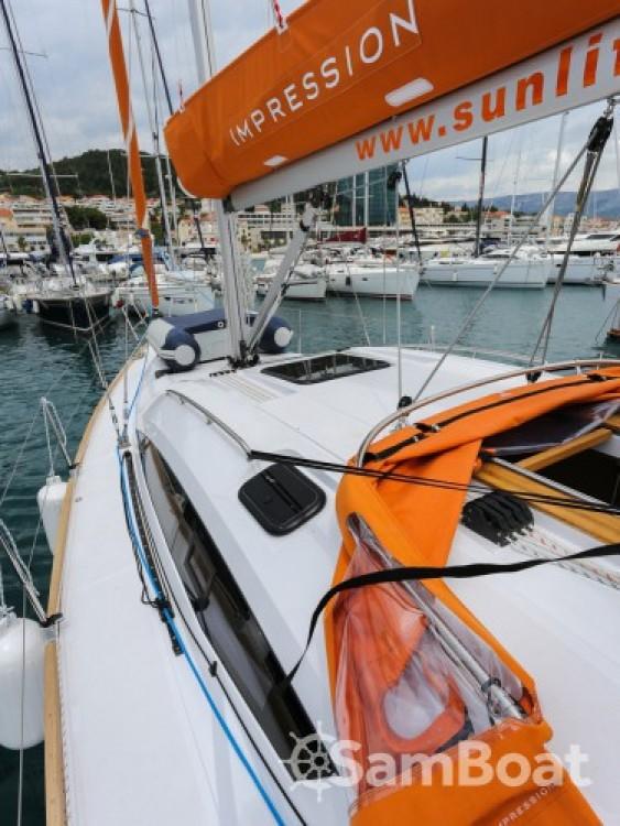 Louer Voilier avec ou sans skipper Elan à ACI Marina Split