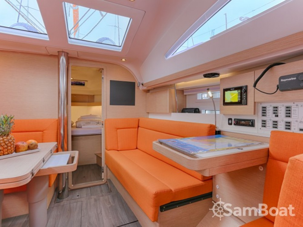 Location yacht à ACI Marina Split - Elan Elan 40 sur SamBoat