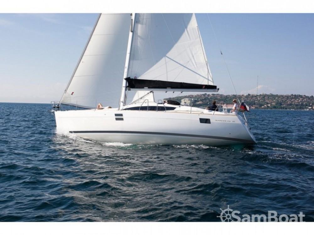 Location bateau ACI Marina Split pas cher Elan 40