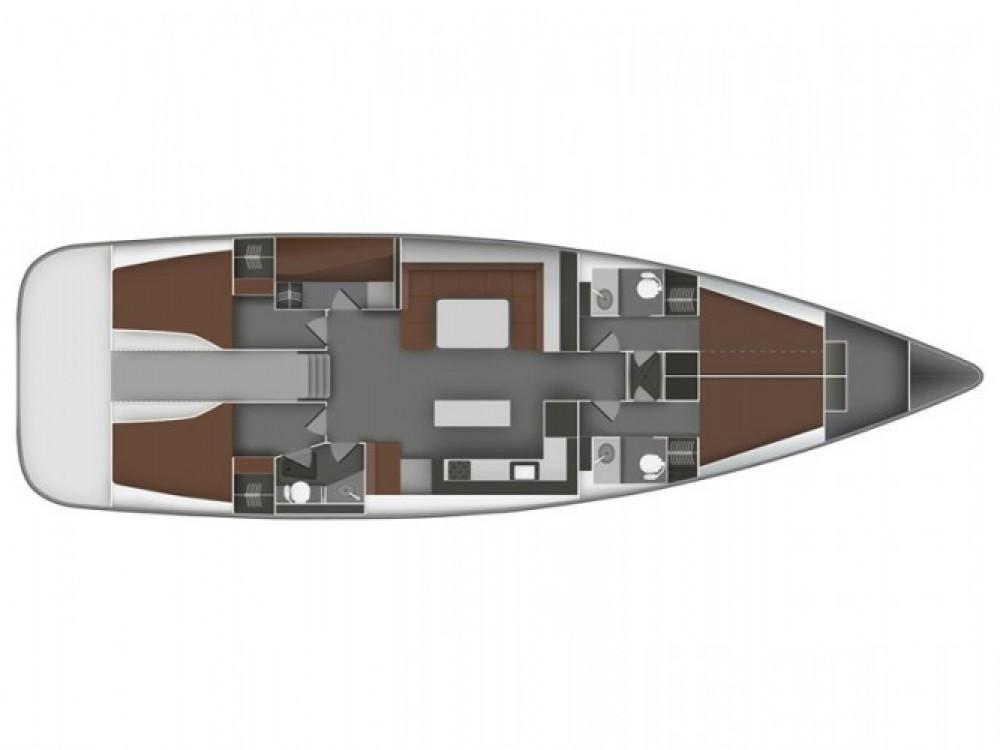 Location yacht à Sukošan - Bavaria Bavaria 55 BT '12 sur SamBoat
