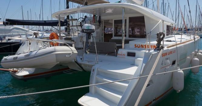 Location yacht à ACI Marina Split - Lagoon Lagoon 400 S2 sur SamBoat