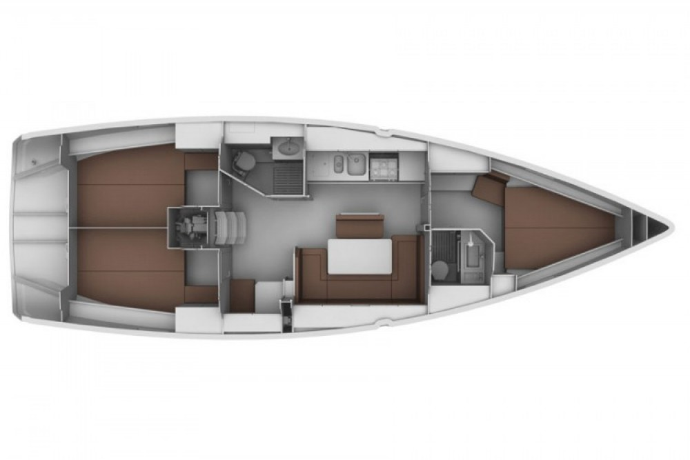 Location bateau Sukošan pas cher Bavaria 40 BT '13