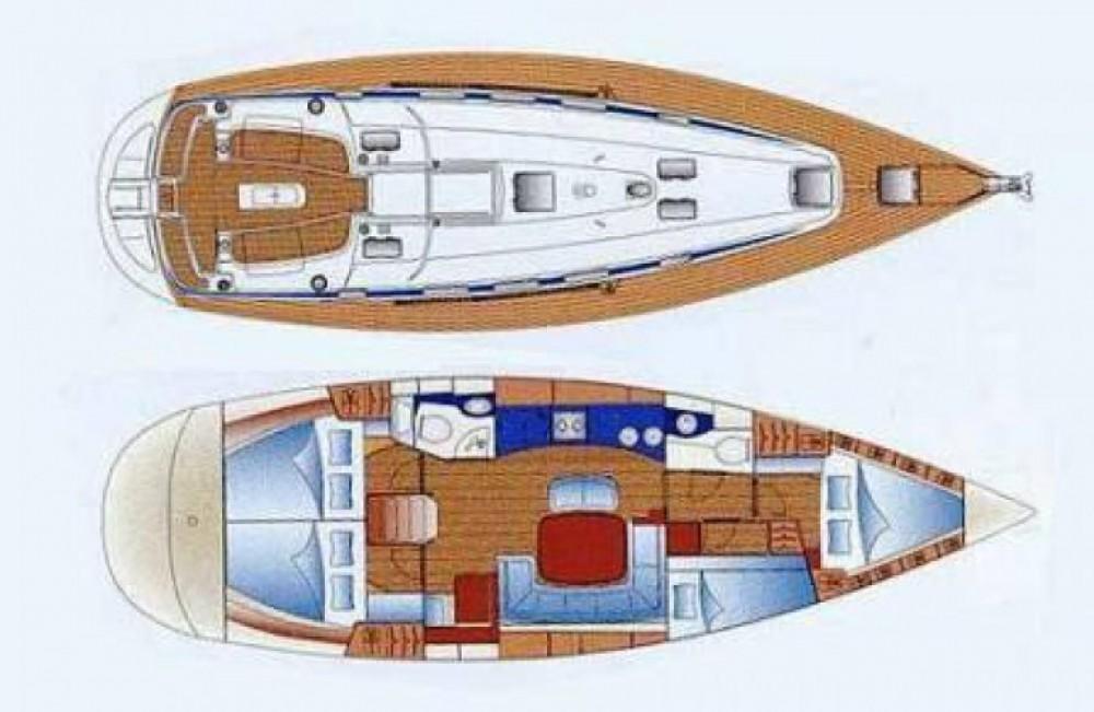 Location Voilier à ACI marina Vodice - Bavaria Bavaria 44