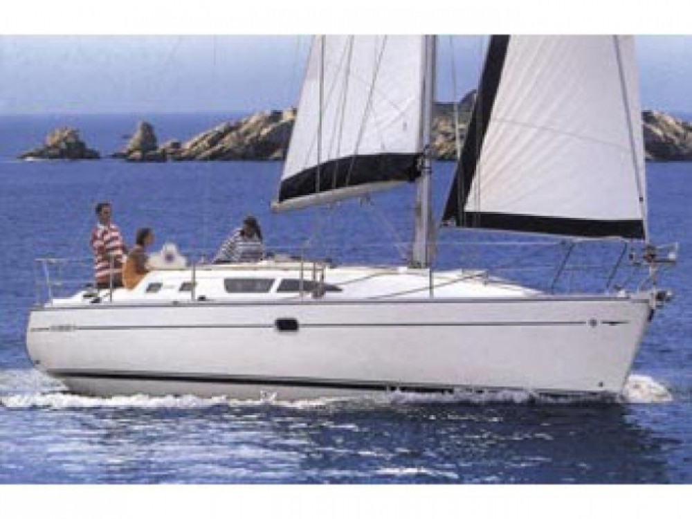 Louez un Jeanneau Sun Odyssey 37 à ACI marina Vodice
