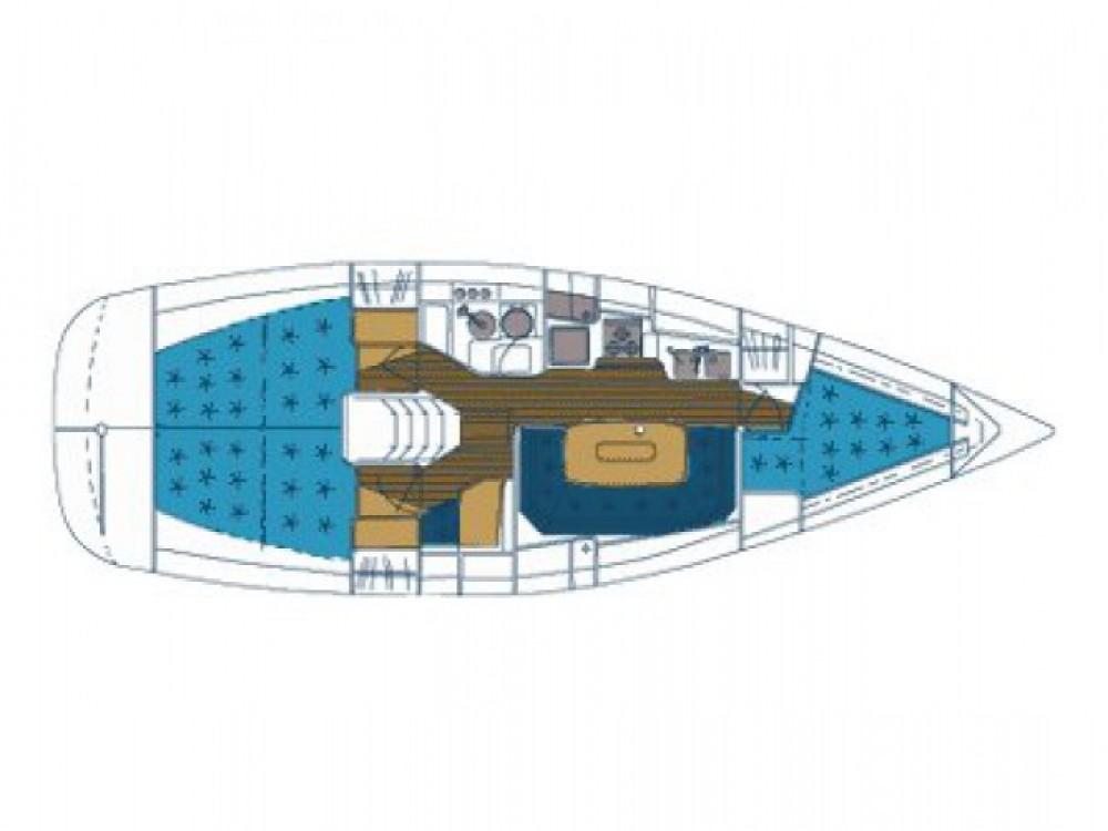 Elan Elan 36 entre particuliers et professionnel à ACI marina Vodice