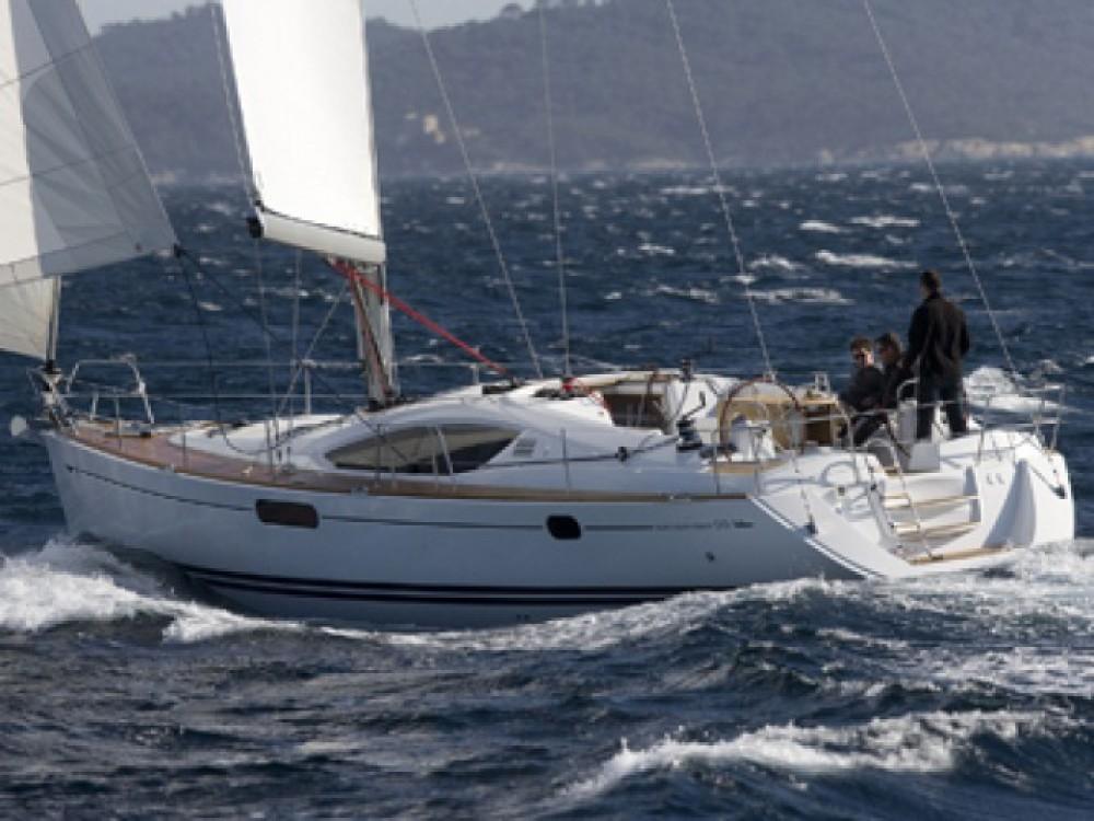Location yacht à ACI marina Vodice - Jeanneau Sun Odyssey 50 DS sur SamBoat
