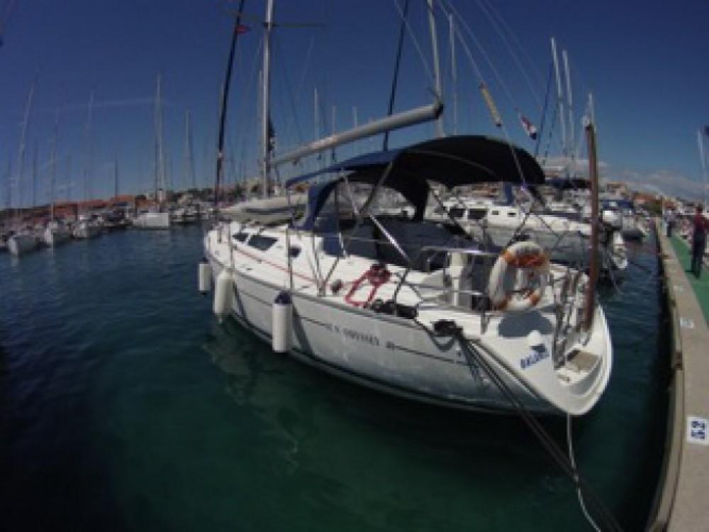 Jeanneau Sun Odyssey 40 entre particuliers et professionnel à ACI marina Vodice