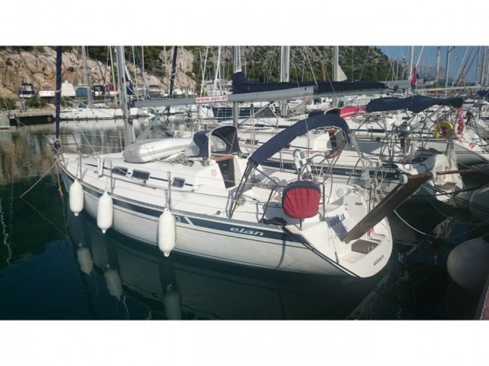 Location yacht à ACI marina Vodice - Elan Elan 333 sur SamBoat