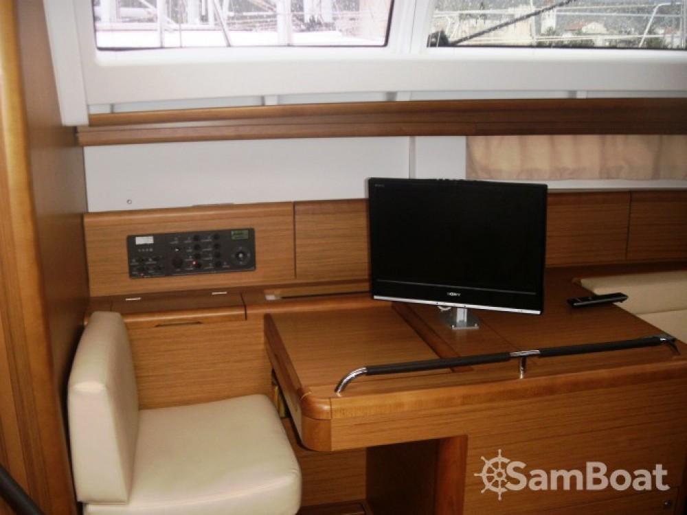 Location bateau ACI marina Vodice pas cher Sun Odyssey 50 DS
