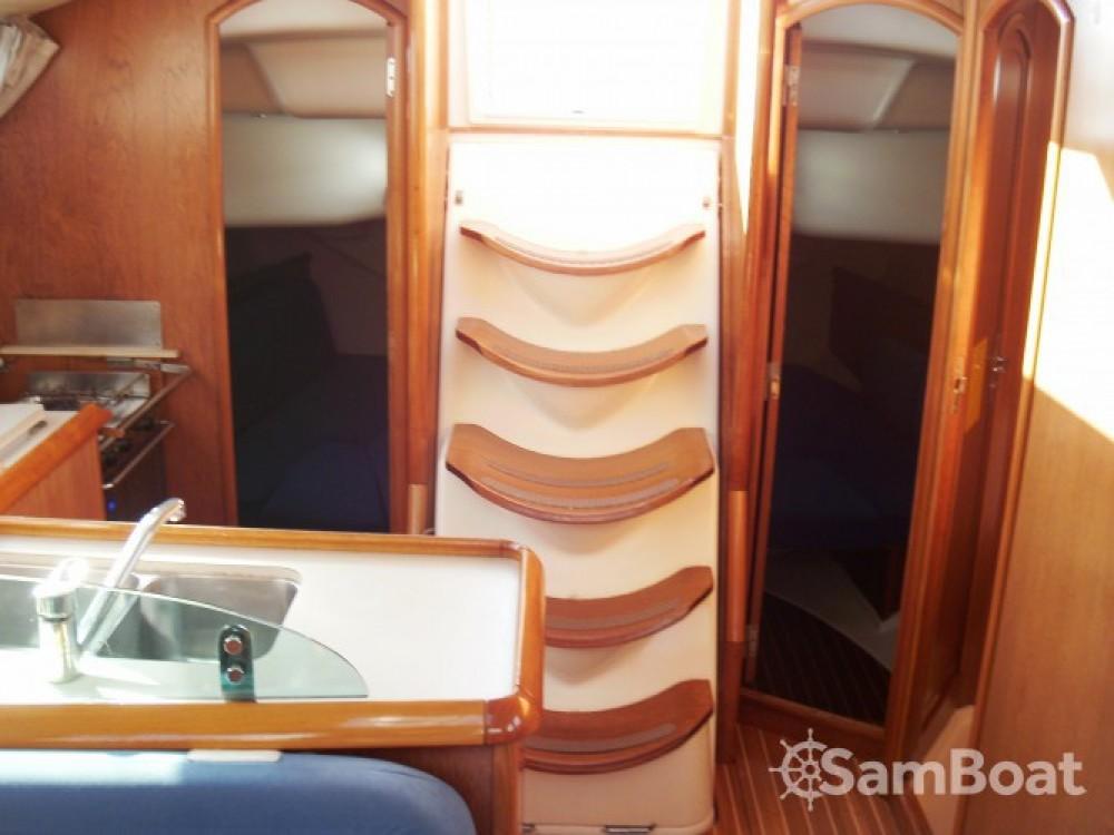 Location yacht à ACI marina Vodice - Jeanneau Sun Odyssey 43 DS sur SamBoat
