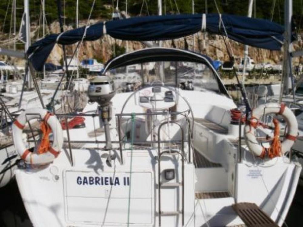 Location bateau Jeanneau Sun Odyssey 43 DS à ACI marina Vodice sur Samboat