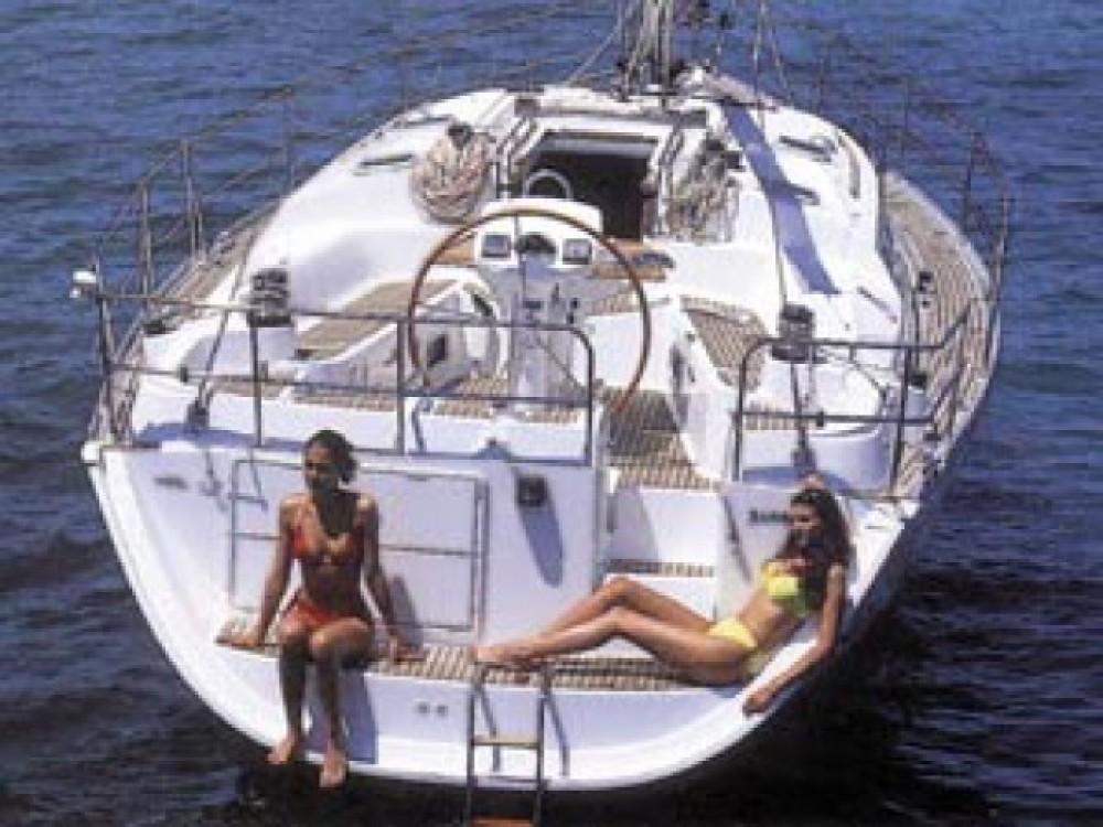 Location Voilier à ACI marina Vodice - Jeanneau Sun Odyssey 43 DS