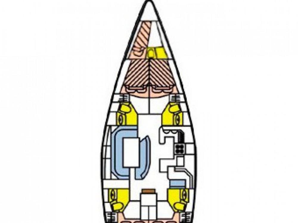 Louez un Jeanneau Sun Odyssey 52.2 à ACI marina Vodice