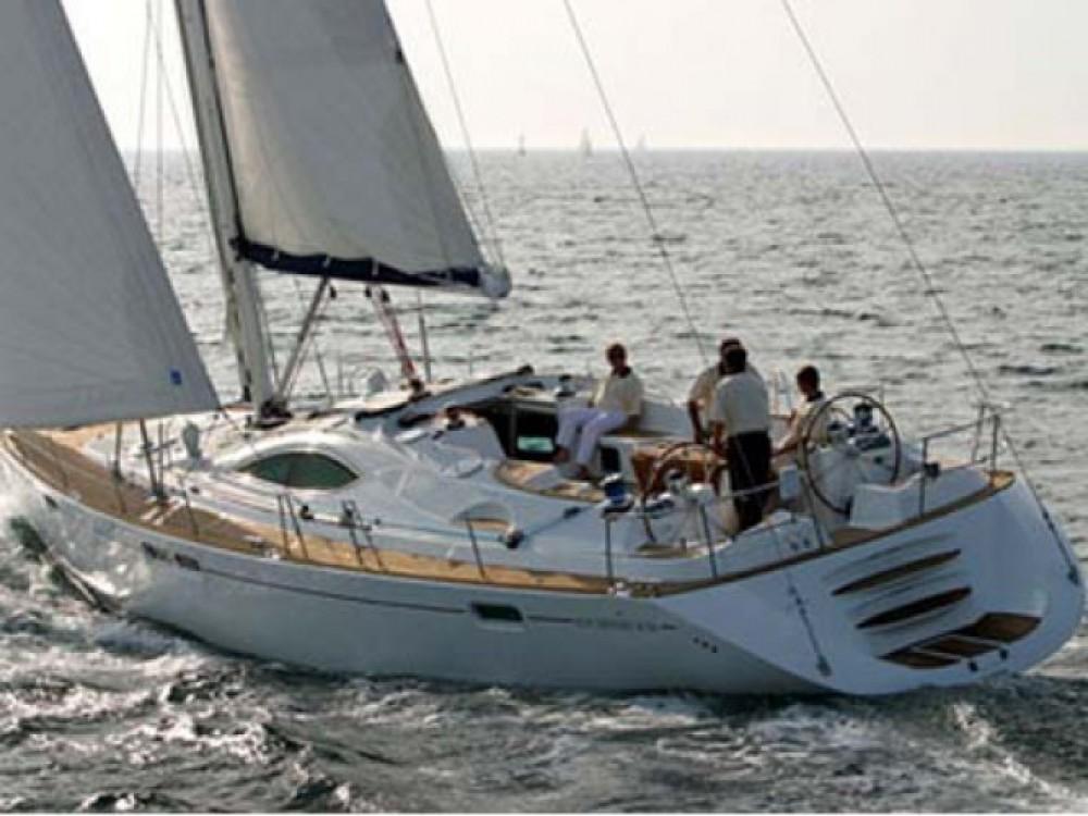 Location Voilier à ACI marina Vodice - Jeanneau Sun Odyssey 54 DS