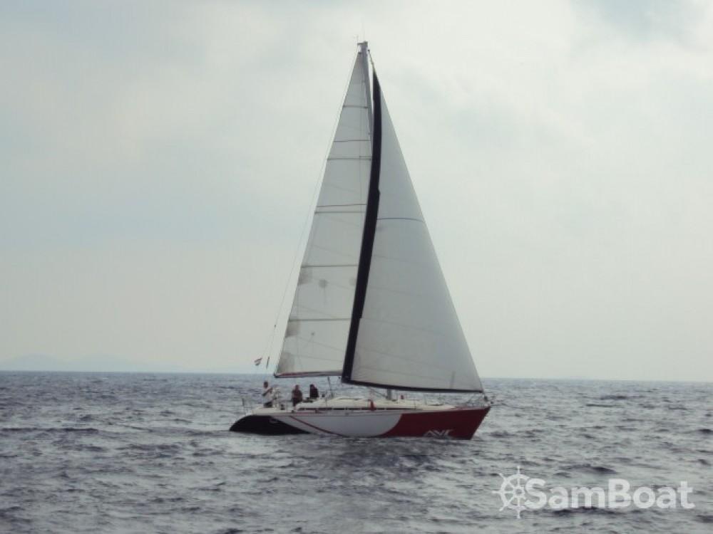 Location Voilier à ACI marina Vodice - Elan Elan 431