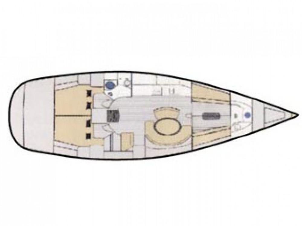 Location bateau Bénéteau First 47.7 à Vodice sur Samboat