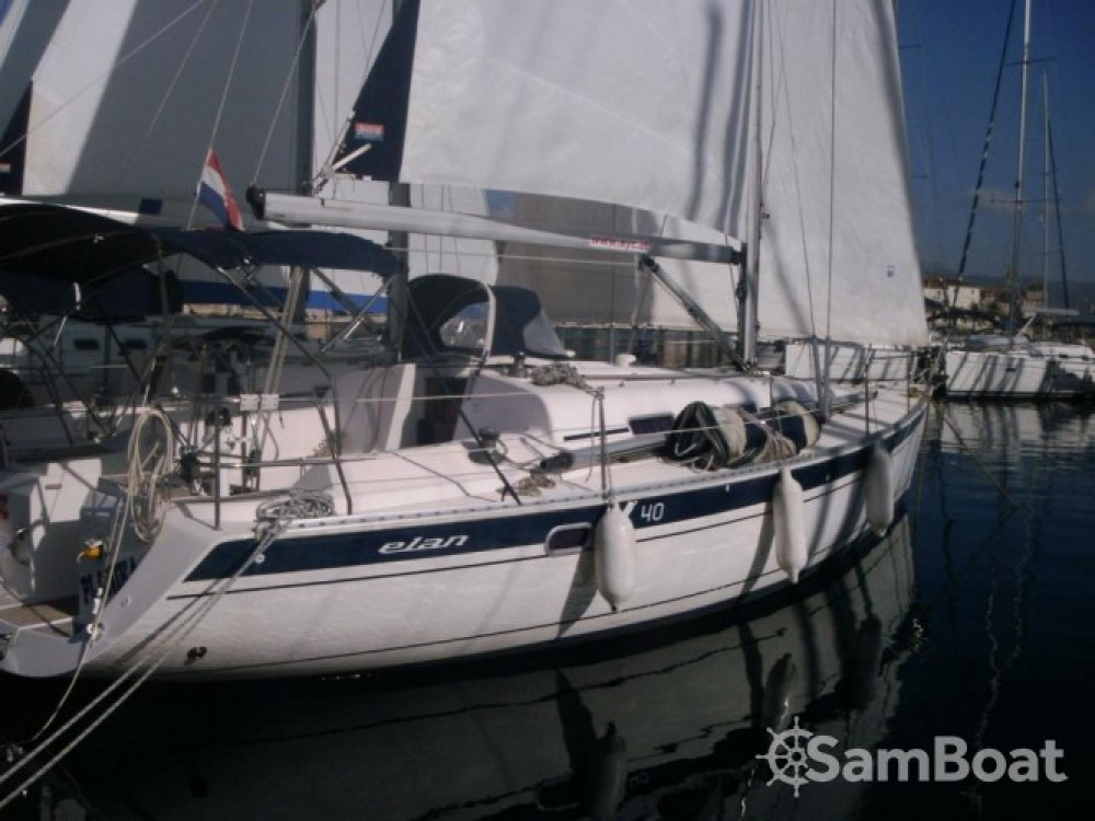 Location bateau ACI marina Vodice pas cher Elan 40
