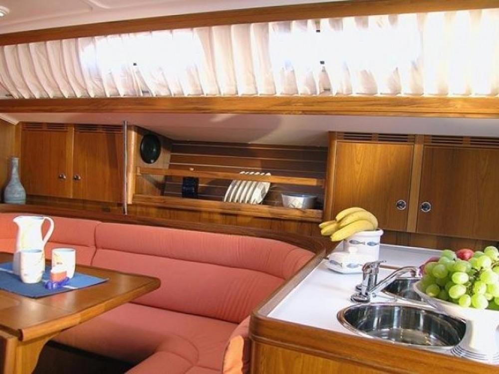 Location bateau Elan Elan 40 à ACI marina Vodice sur Samboat