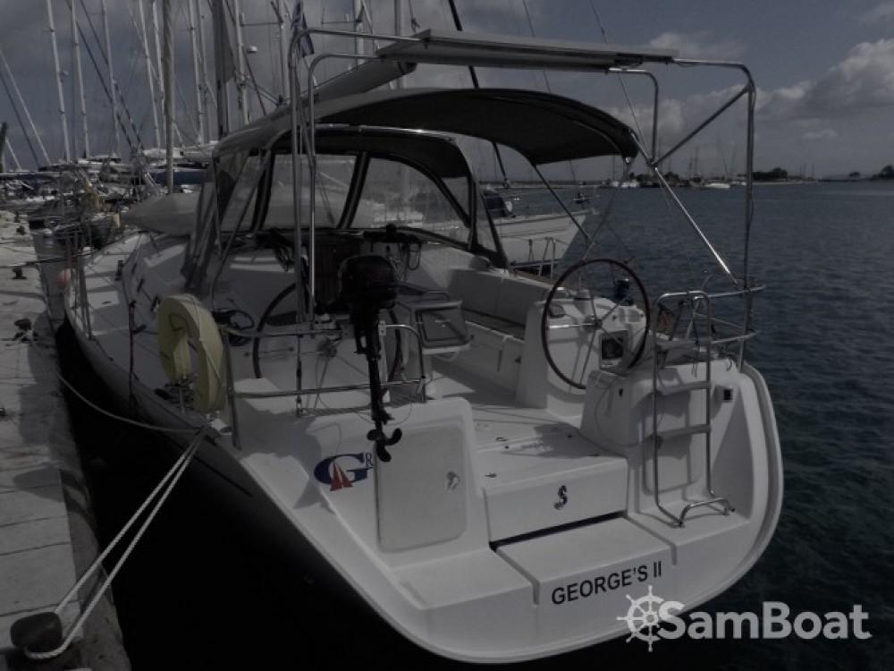 Location bateau Leucade pas cher Cyclades 43