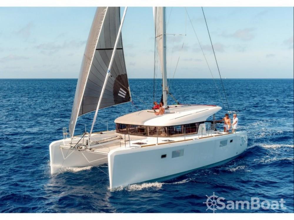 Location yacht à Leucade - Lagoon Lagoon 39 sur SamBoat