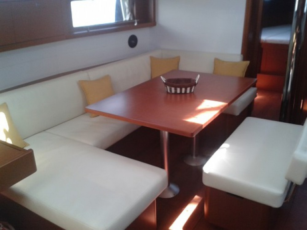 Location bateau Bénéteau Oceanis 48 à Leucade sur Samboat