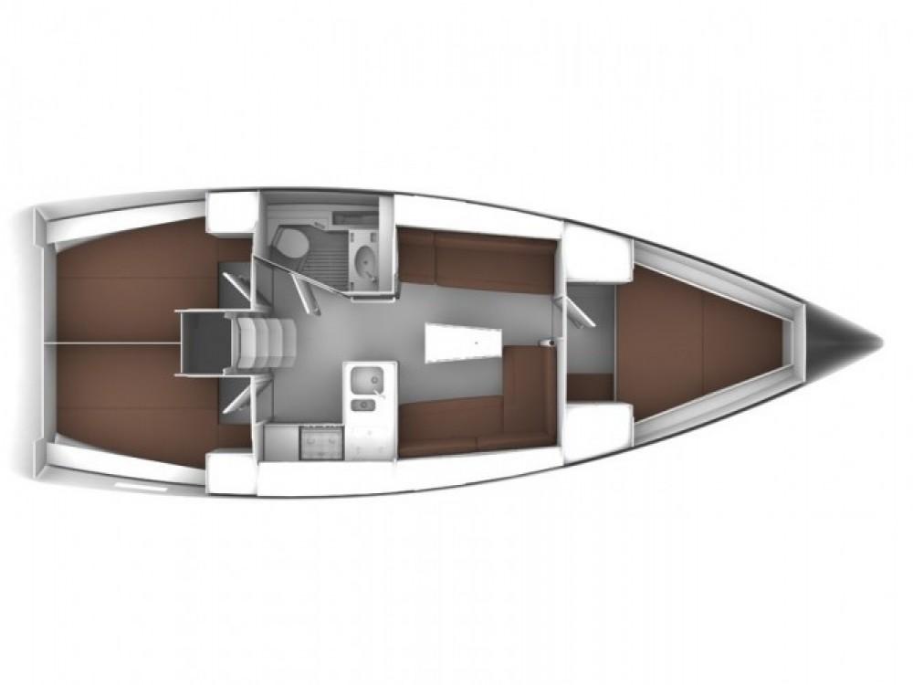 Location yacht à Leucade - Bavaria Cruiser 37 sur SamBoat