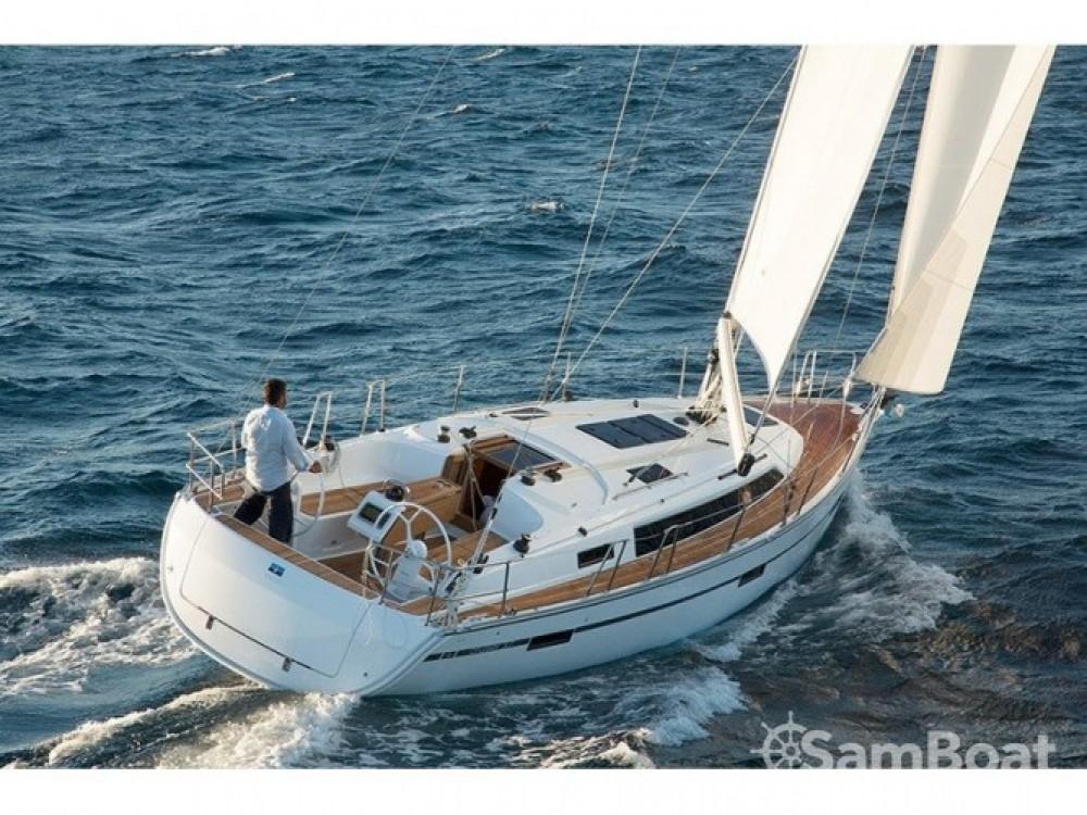 Location bateau Leucade pas cher Cruiser 37
