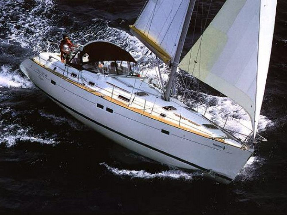 Louer Voilier avec ou sans skipper Bénéteau à Leucade