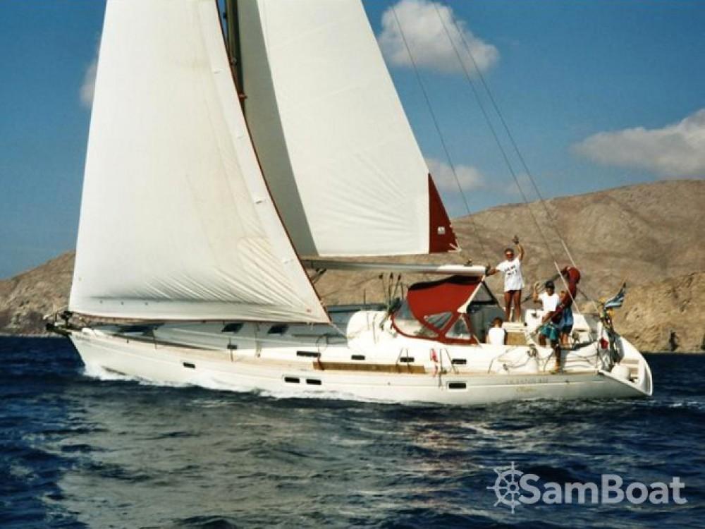 Location Voilier à Palma de Majorque - Bénéteau Oceanis 461