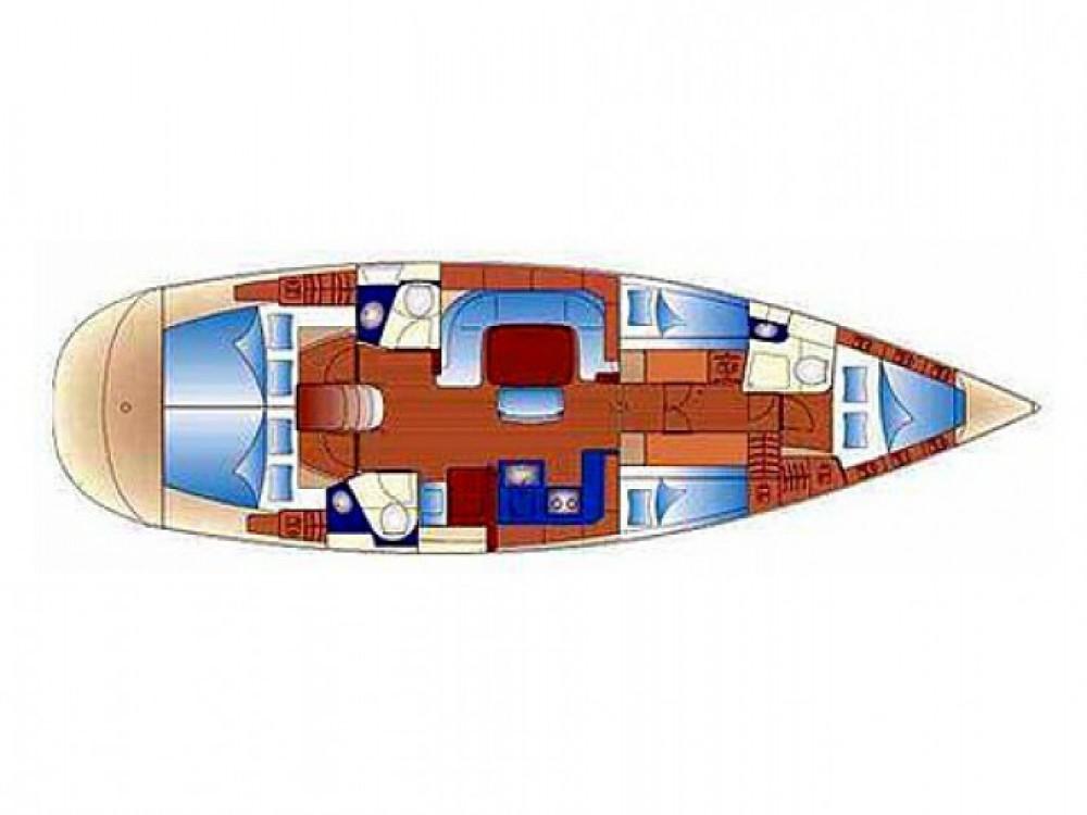 Location bateau Palma de Majorque pas cher Bavaria 49