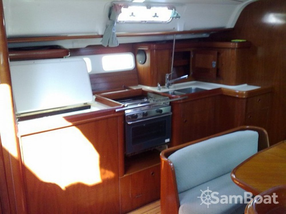Location bateau Palma de Majorque pas cher Oceanis 411