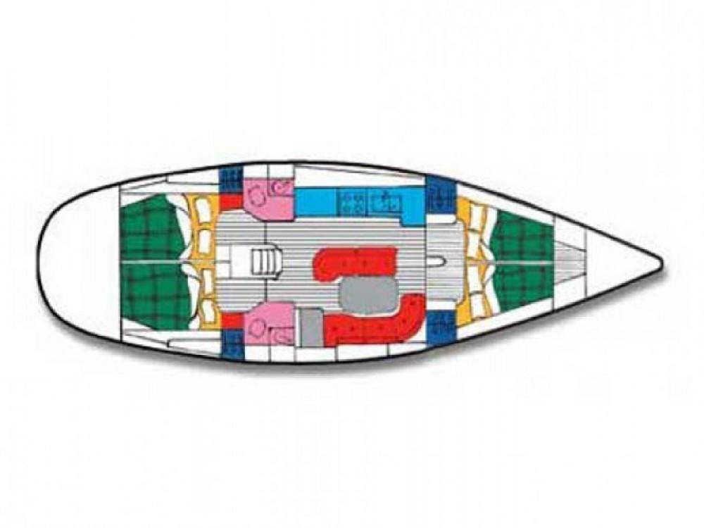 Louez un Bénéteau Oceanis 461 à Palma de Majorque