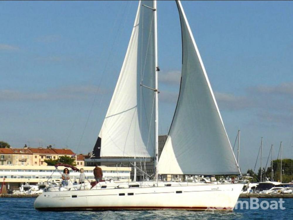 Bénéteau Oceanis 411 entre particuliers et professionnel à Palma de Majorque
