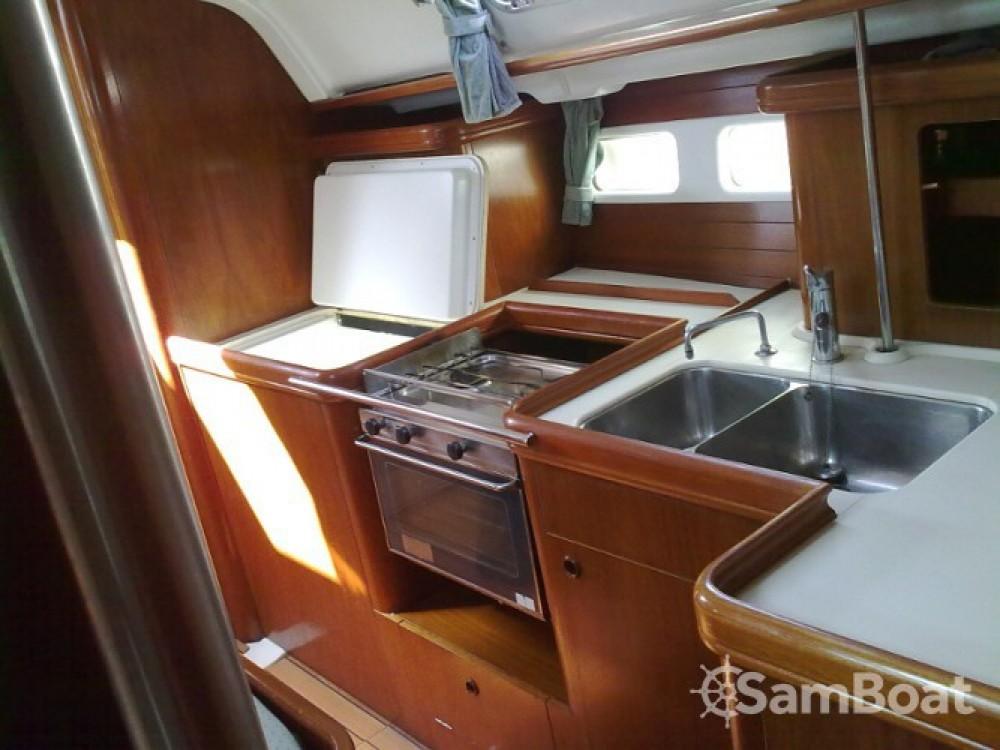 Location bateau Palma de Majorque pas cher Oceanis 411-4