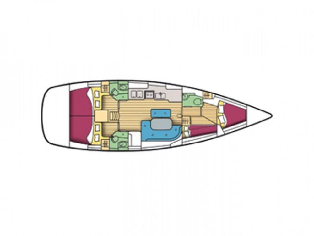 Location bateau Bénéteau Oceanis 473 à Palma de Majorque sur Samboat