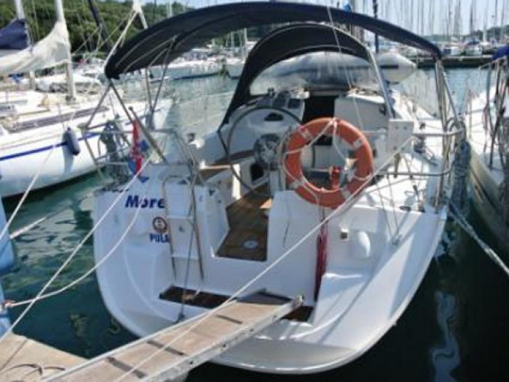 Location bateau Pula pas cher Sun Odyssey 35