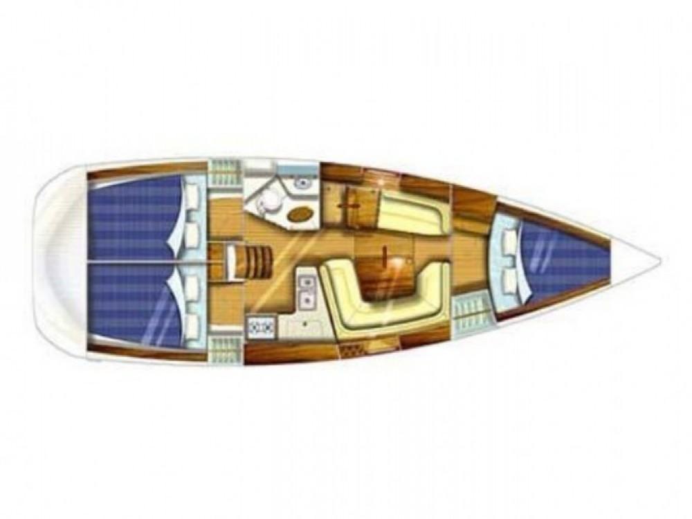 Jeanneau Sun Odyssey 35 entre particuliers et professionnel à Pula