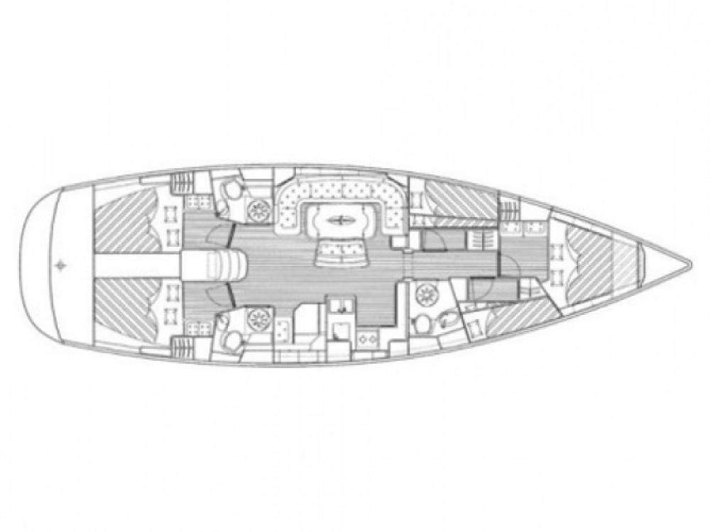 Bavaria Cruiser 51 entre particuliers et professionnel à Pula