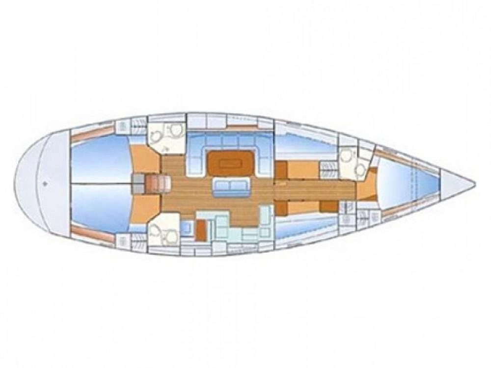 Location yacht à Marina Naviera Balear - Bavaria Bavaria 50 Cruiser sur SamBoat