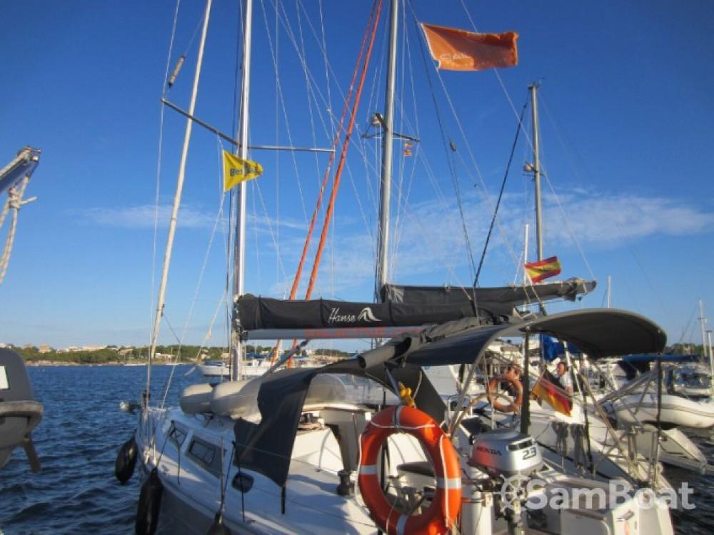 Location yacht à Marina Naviera Balear - Hanse Hanse 325 sur SamBoat