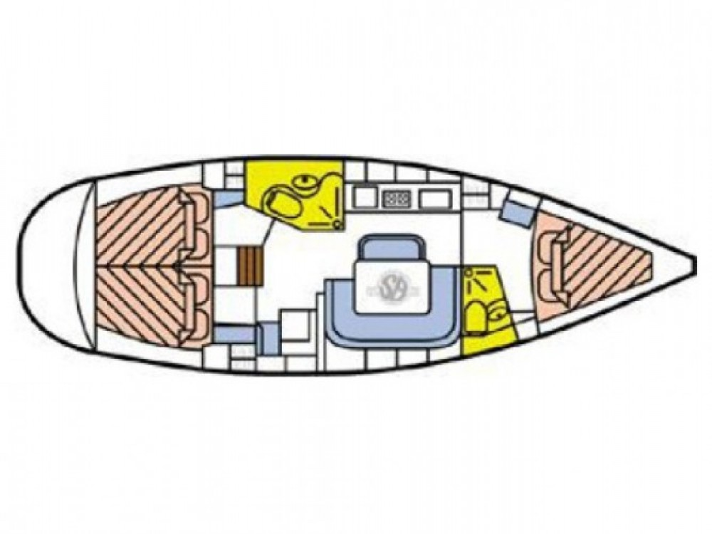 Location bateau Marina Naviera Balear pas cher Bavaria 39 Cruiser