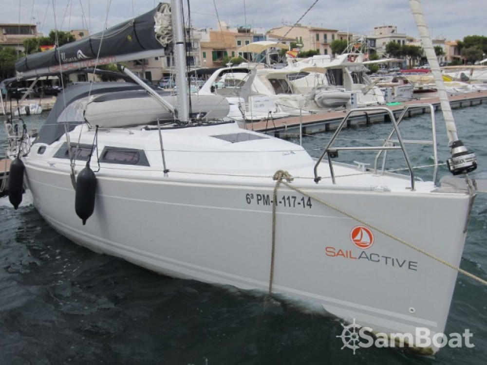 Louez un Hanse Hanse 325 à Marina Naviera Balear