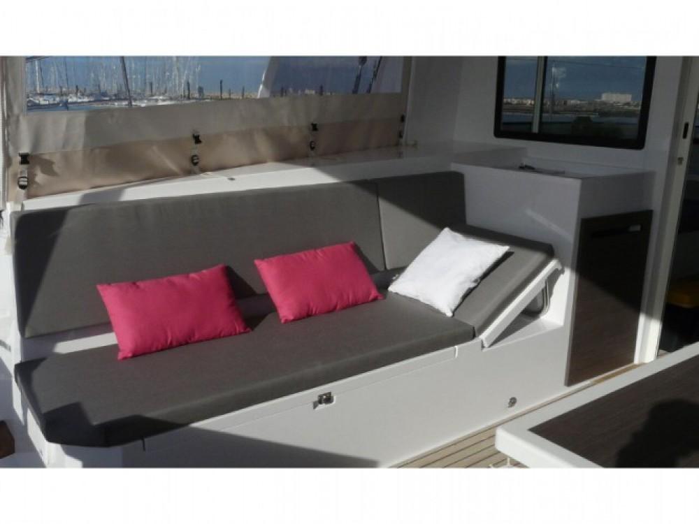 Louez un Nautitech Nautitech Open 40 à Marina Naviera Balear