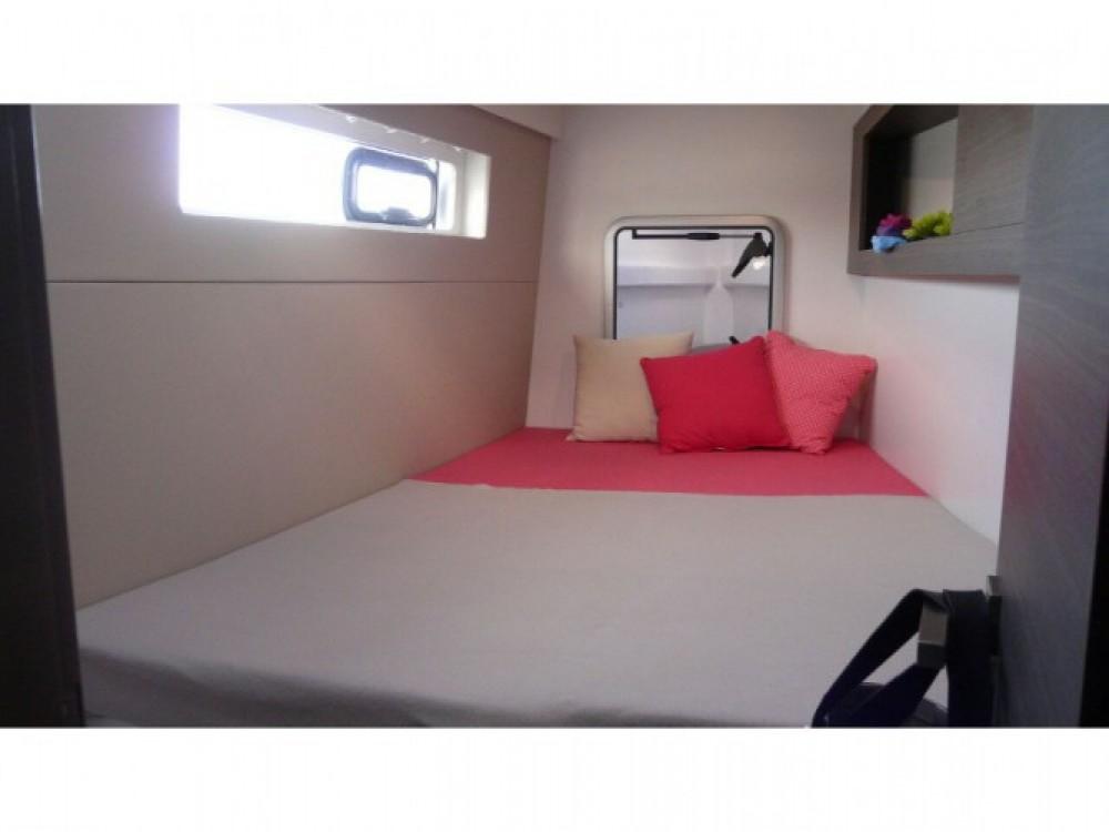 Location yacht à Marina Naviera Balear - Nautitech Nautitech Open 40 sur SamBoat